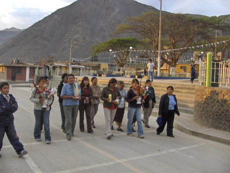 Legion de Maria ZUÑIGA PERU