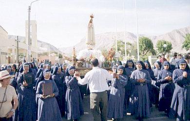 Misioneras de Jesus Verbo y Victima