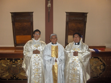 Padre Julio Ontiveros